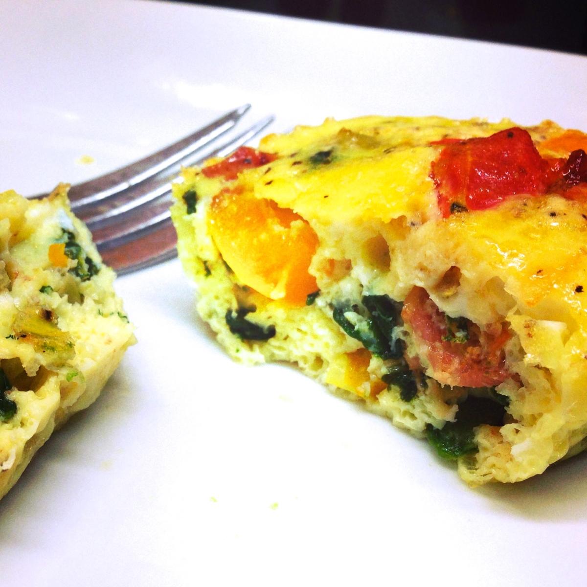 Omelet Bites